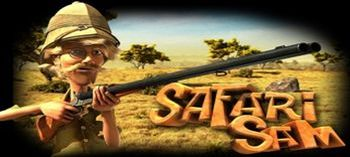 Safari Sam Online Slot