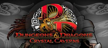 Dungeons & Dragons Crystal Caverns Online Slot