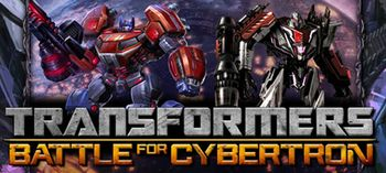 Transformers: Battle for Cybertron Online Slot