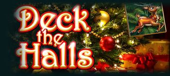 Deck the Halls Online Slot