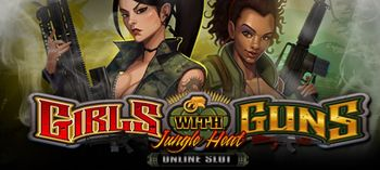 Girls with Guns — Jungle Heat Online Slot