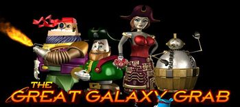 The Great Galaxy Grab Online Slot