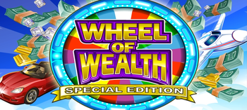 Wheel Of Wealth Online Slot
