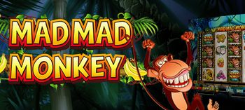 Mad Mad Monkey Online Slot