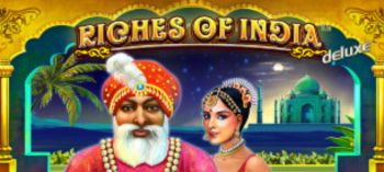 Riches of India Online Slot