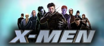X-Men Online Slot