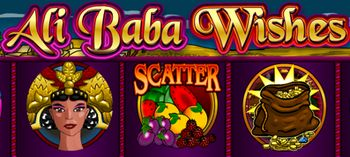 Ali Baba Wishes Online Slot