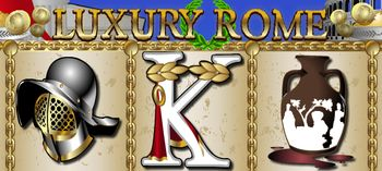 Luxury Rome Online Slot